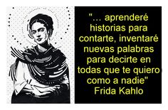 40 frases que van a hacer que te enamores de Frida Kahlo Mexican Style, Movie Posters, Tattoos, Inspiration, Thoughts, Frida Quotes, Inspirational Quotes, Pretty Quotes, Pictures