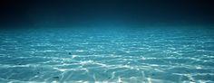 oceaan blauw