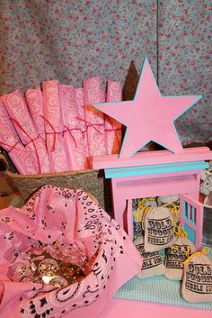 """Photo 73 of 216: Vintage shabby chic cowgirl party / Birthday """"Talia's Shabby chic cowgirl party"""""""