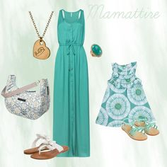 Cute mommy and baby outfits #Classic design.#Casually Cool!!!#