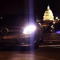 """""""Good Night D.C. We had a lot going on today, will share more of the awesomeness tomorrow morning. Sleep tight @Monica Forghani Busa, we will dream with #clatakethewheel"""" via @Debbie Arruda Csanyi"""
