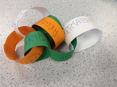 A Finding Nemo paper chain food chain, then turned into a food web! Make an extra one as a teacher and tear one paper link to show the effects of one species dying out.