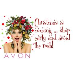 Shop AVON this Christmas by maggie-mascara-maven on Polyvore featuring polyvore, beauty and Avon