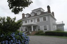 WESTERLY, R.I. -- A house at 10 Bluff Ave. in Watch Hill, located between the Ocean House hotel and Taylor Swift's mansion, was sold Monday for $9.75 million, top sale for the company in 2013