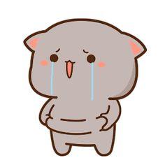 Cute Bunny Cartoon, Cute Kawaii Animals, Cute Couple Cartoon, Cute Love Cartoons, Cute Bear Drawings, Cute Animal Drawings Kawaii, Cute Cartoon Drawings, Cute Love Gif, Cute Love Pictures