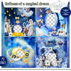 Softness of a magical dream quickpages 2