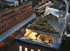 Diane von Furstenberg – Glass Penthouse in NYC dvf-glass-penthouse-meatpacking-5 – Selectism.com