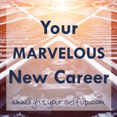 Are you ready to start on the road to your marvelous new career?