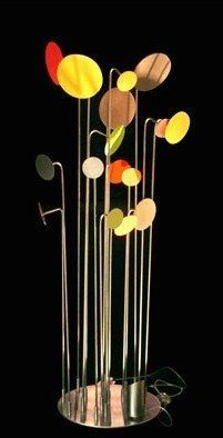design steel floor lamp BOP D by Matthew Ridsdale formfollows