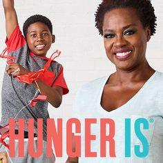 """""""Hungry for More"""" - Fitnessmagazine.com"""