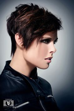Short Elegant Hairstyles 2013