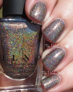 The PolishAholic: ILNP Fall 2015 Collection Swatches & Review--Mona Lisa