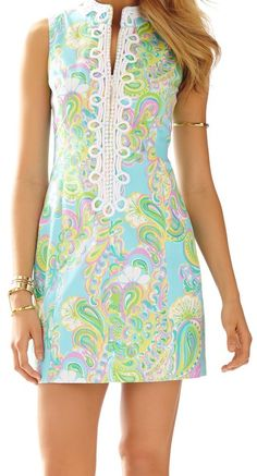Lilly Pulitzer Spring 2015- Alexa Dress