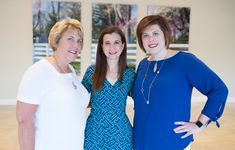 Laure Schadler, CNM, Alisha Morgan, CNM and Sabrina Tucker, CNM  #Midwifery #OBGYN #Pregnancy #Womenshealth #Lexington