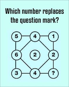 Solve The Maths Puzzles 7