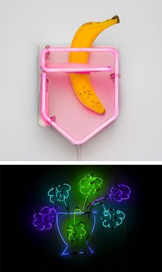 Colossal Art, Interview, Neon, Space, Artist, Crafts, Collection, Floor Space, Manualidades