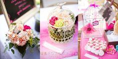 #DIYfloral #birdcage #bird #cage #DIY #blackboard #bridalshower #bachelorette #wedding #pink #hot pink #mrskeiner #craftsbyCynabon @nysnow @ericanoelle16