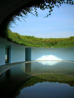 Museo de arte contemporáneo de Naoshima. Del arquitecto Tadao Ando. 2009.…