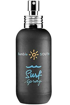 Bumble's Surf Spray.  This technique works so well for beach waves. Spray in Bumble and Bumble Surf Spray before twisting hair. Sleep in it overnight
