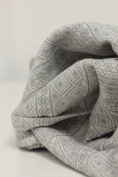 Didymos Indio Silver/Grey
