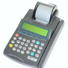 #Nurit 2085 #CreditCardTerminal #ThermalPrinter with Large backlit, easy-to-read graphical display.