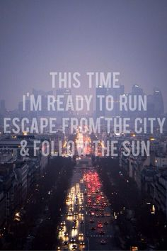 """Ready to Run"" - One Direction. <3"