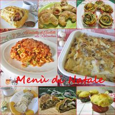 Italian Pasta, Christmas Cooking, Antipasto, Food Gifts, Finger Foods, Italian Recipes, Holiday Recipes, Risotto, Buffet