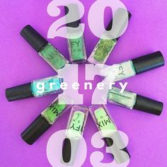 Win a free Mixify Polish create your signature nail polish color kit! March color matching contest is now open.   Inspired by Greenery created by you! March is a time for renewal with Spring returning to the Northern Hemisphere and of course St Patricks Day! Show us your Greenery 2017 Pantone color of the year inspired Mixify Polish creation for your chance to win a free kit and to be showcased on our feeds.   Winning a free kit is easy! Simply create your look based on the current month's…