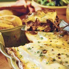 Classic Lasagna   MyRecipes.com