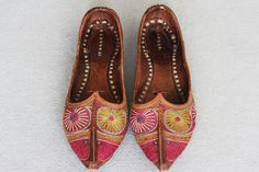 Moroccan Reference shoes