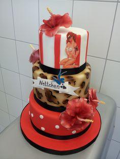 Bon Jovi Birthday Cake  Celebration Cakes Bon Jovi Birthday - Rockabilly birthday cake