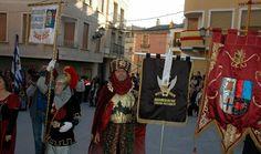 Fotos Abanilla 2013 de Trinitarios y Berberiscos