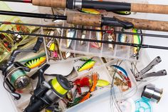 How Line and Lure Colors Impact Fishing Sucess