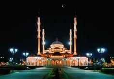 http://vivbo.ru/ . Сердце Чечни #сердцеЧечни #мечеть - Чечни