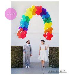 Favorite Party Pins: Rainbows