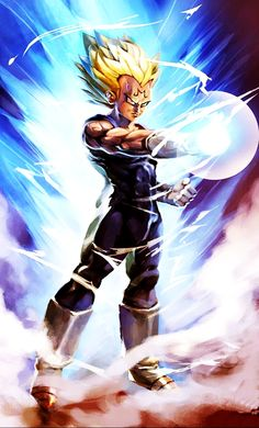 Vegeta  l  Dragon Ball Z