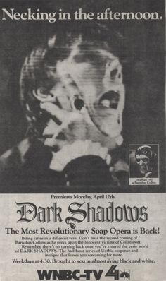 Dark Shadows TV Series (1966-1970)