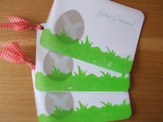 Easter card 2012. www.facebook.com/daspapierlabor www.daspapierlabor.de