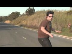 How to Stop on a Longboard - You must do it with grace and style.