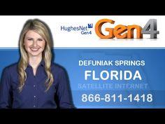 Defuniak Springs FL Satellite Internet HughesNet packages deals and offers