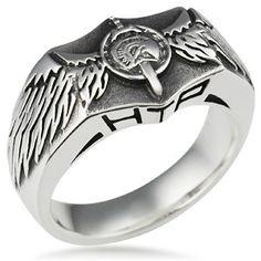 Wing Signet Ring