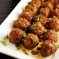 21 Day Fix Recipes - Asian Meatballs