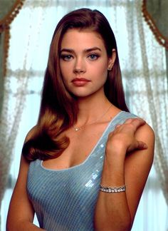 007 #20 1999 ••The World Is Not Enough•• BondGirl 20ii: Denise Richards (US) as Dr. Christmas Jones (other BG: Sophie Marceau, b. in France 1966 or 33 in Bond, as Elektra King) • Denise was b. in Illinois US 1971 Jan 17 (43 in 2014, 28 in bond) • Denise's ancestry: German / French-Canadian / Irish / Brit / Dutch / Welsh • D came to Bond from 1988 Wild Things(!) • imdb: http://www.imdb.com/name/nm0000612/?ref_=nv_sr_1 • wiki: http://en.wikipedia.org/wiki/Denise_Richards