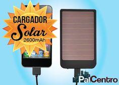 Participa por un cargador solar totalmente gratis https://www.sorteandoyganando.com/sorteo-power-bank-solar-de-2600mah