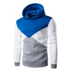 SHARE & Get it FREE | Slim Fit Color Blocked Pullover HoodieFor Fashion Lovers only:80,000+ Items·FREE SHIPPING Join Dresslily: Get YOUR $50 NOW!