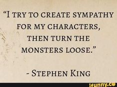 Stephen King is arguably the most prolific author of the last century. Stephen King Quotes, Stephen King Books, F Scott Fitzgerald, Book Writing Tips, Writing Prompts, Writing Desk, Writer Quotes, Book Quotes, Cs Lewis
