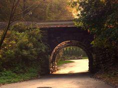Eastchester, NY: a lovely bridge