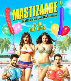 #Mastizaade (2016) DVDScr Direct Link Download