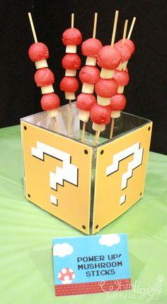 A los amantes de Super Nintendo Super Mario Party! ~ Whirligigs Partido Co