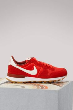 best service 6b845 83612 Nike Internationalist sneakers Nike Internationalist, Contemporary Fashion,  Summer Outfits, Summer Clothes, Sneakers